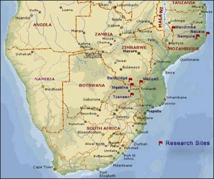 map of mozambique and south africa Map Of South Africa And Mozambique Map Of The Asia map of mozambique and south africa